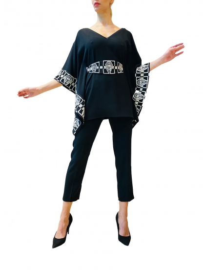 MASK KAFTAN TUNIC