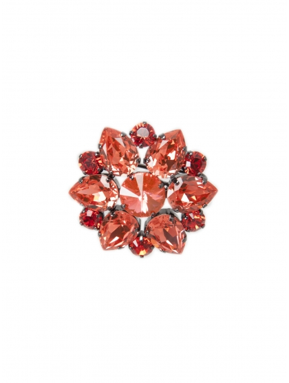 XL FLOWER BROOCH